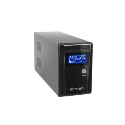 UPS ARMAC OFFICE LINE-INTERACTIVE 850E LCD 2X230V PL METALOWA OBUDOWA