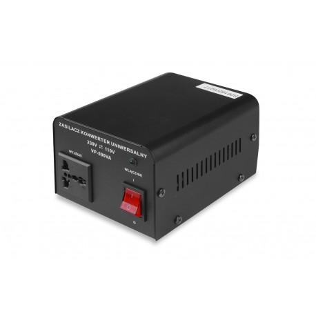 KONWERTER NAPIĘCIA VOLT 500W 230VAC/110VAC